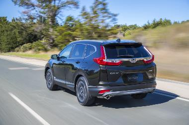 10. 2019 Honda CR_V_Rear_left