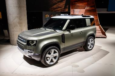 2020 Land Rover_Defender_front_left