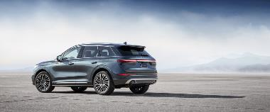 2020 Lincoln Corsair_Rear_left